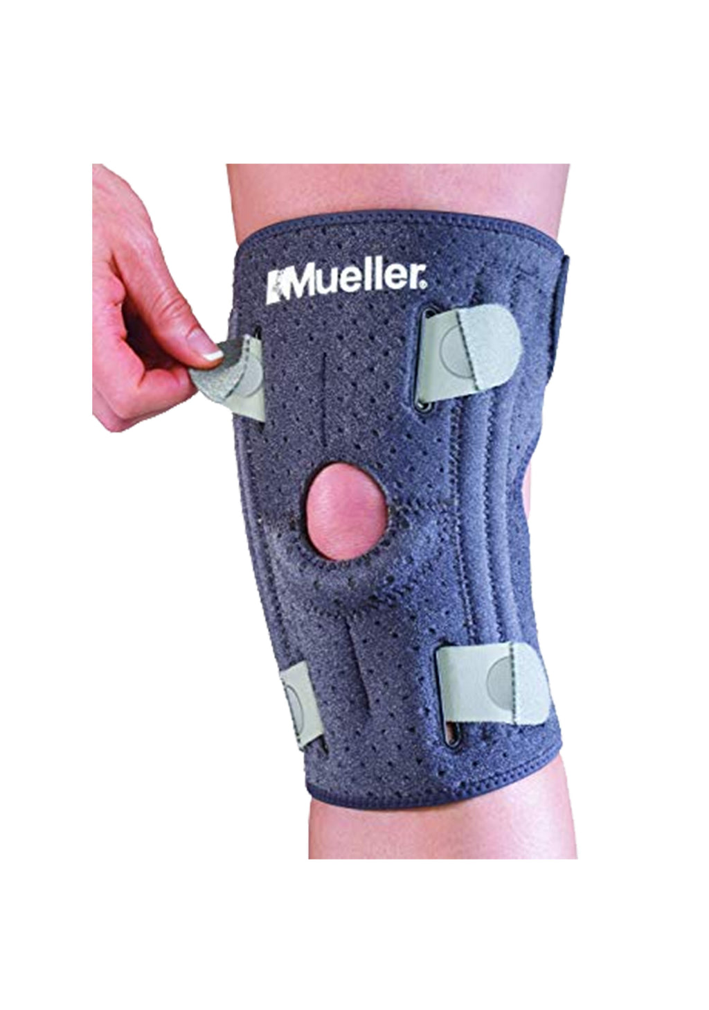 MUELLER ADJUST-TO-FIT KNEE STABILIZER <BR> 074676693712