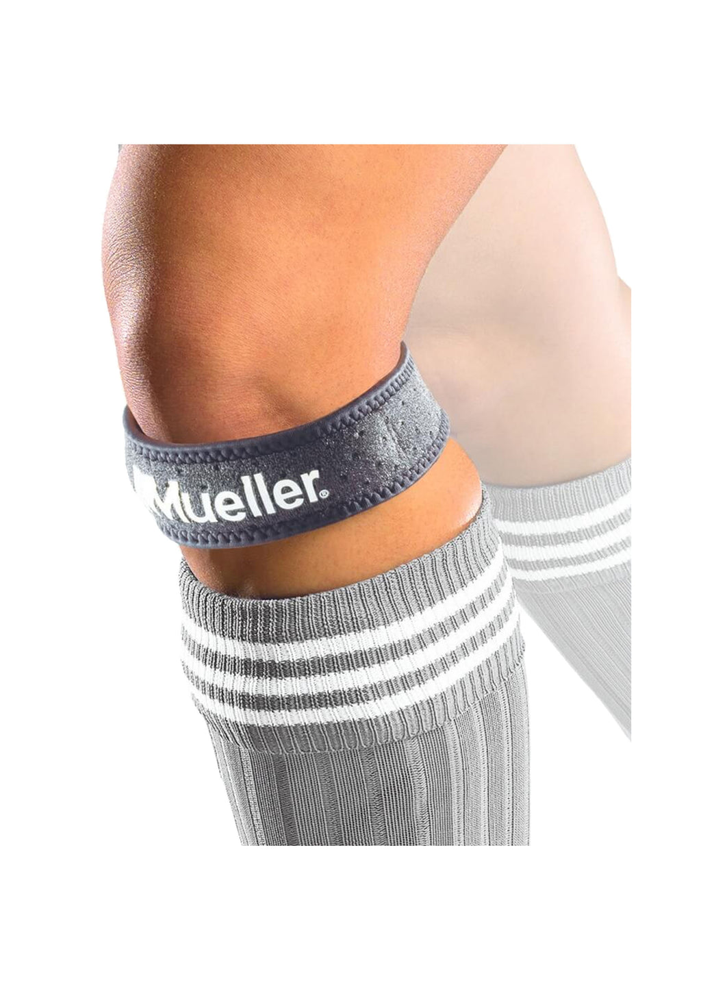 MUELLER ADJUST-TO-FIT KNEE STRAP <BR>