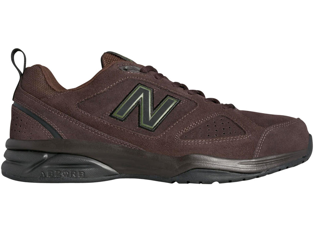 NEW BALANCE MENS 624 V4 BROWN MX624OD4  <br> MX624OD4