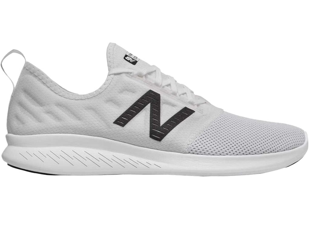 NEW BALANCE MENS FUEL CORE COAST V4 <BR> MCSTLLG4