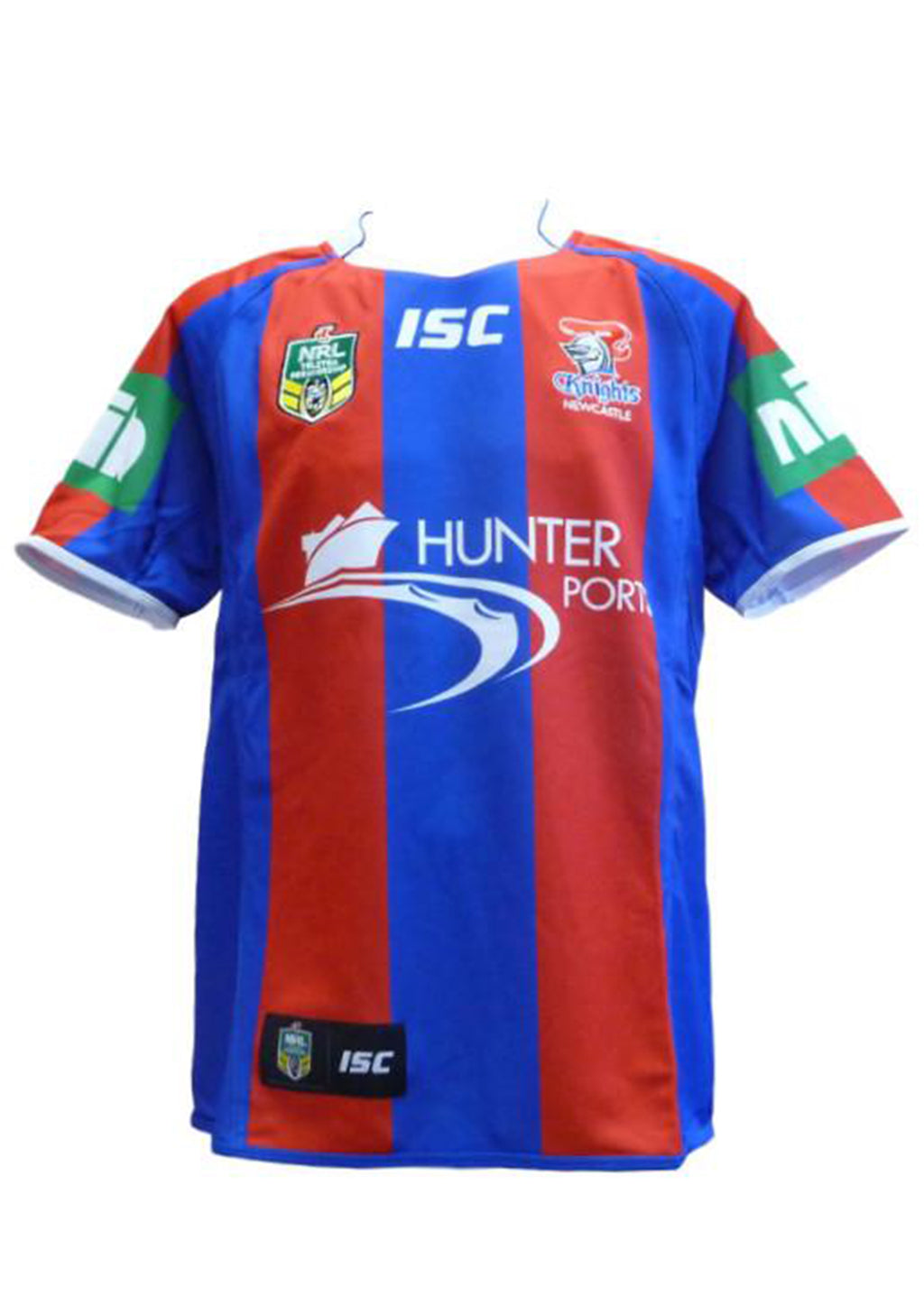 ISC NEWCASTLE NIGHTS MENS HOME JERSEY <BR>7NK4HJS1A