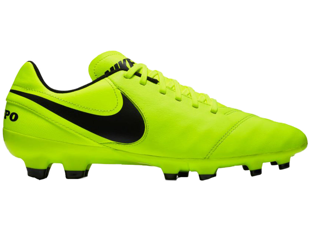 NIKE MENS TIEMPO GENIO II LEATHER FG <br> 819213 707