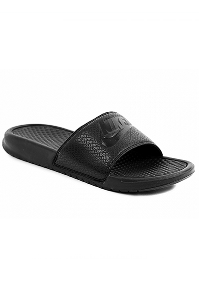 NIKE BENASSI JDI SLIDES MENS <br> 343880 001,- Jim Kidd Sports