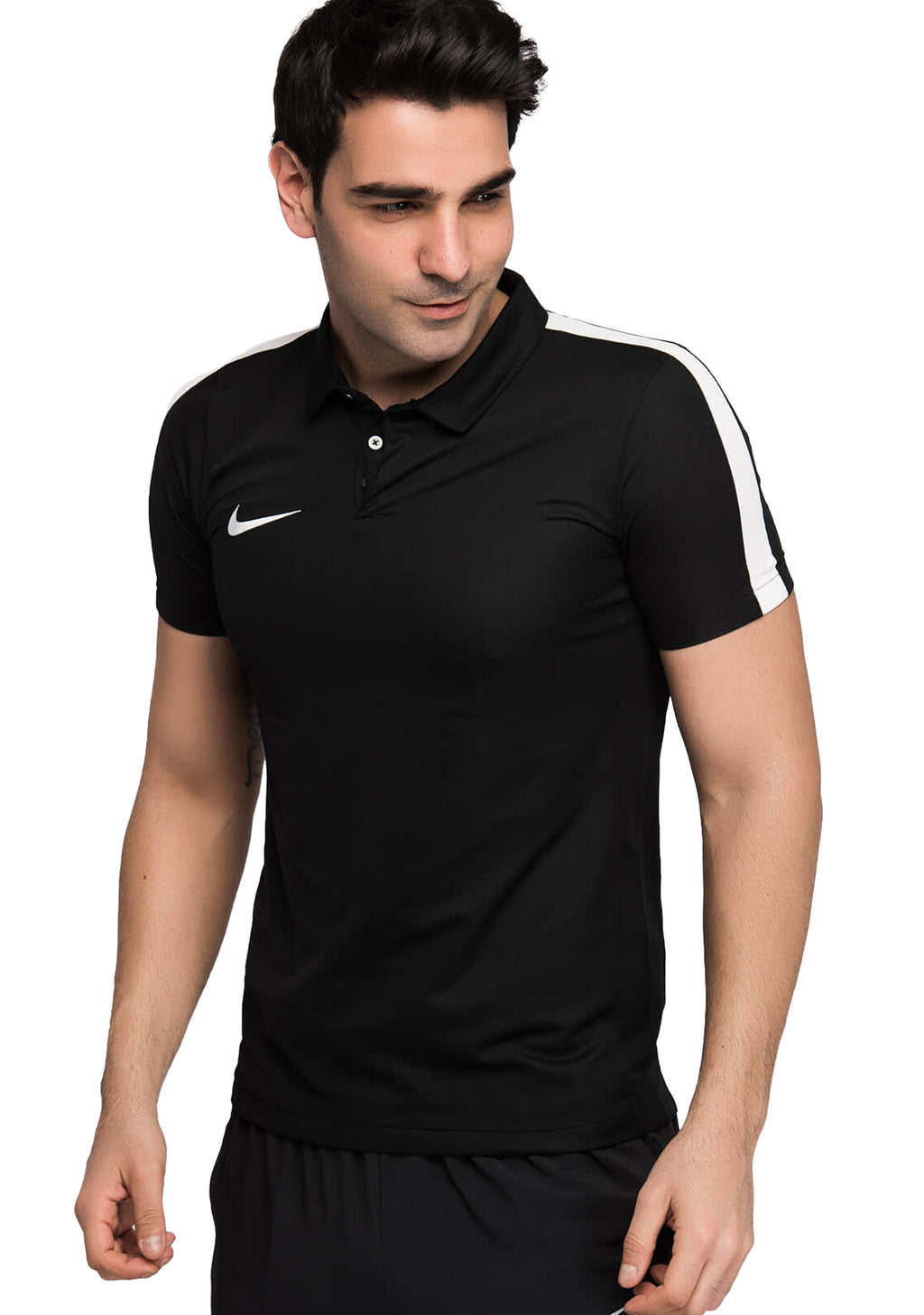 NIKE MENS SQUAD 16 POLO <BR> 725938