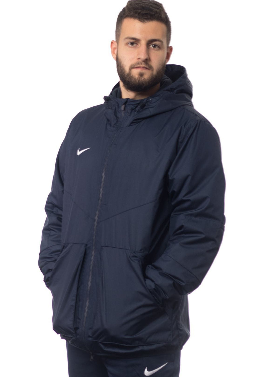 NIKE YOUTH TEAM FALL JACKET <BR> 645905