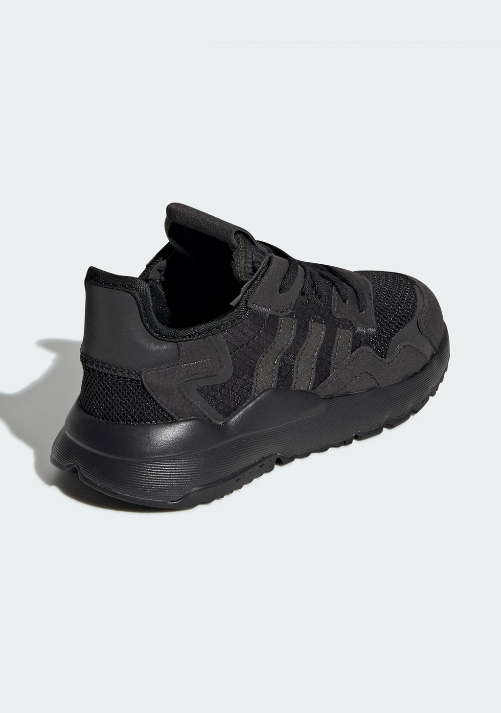 ADIDAS ORIGINALS JUNIOR NITE JOGGER SHOES <br> DB2810