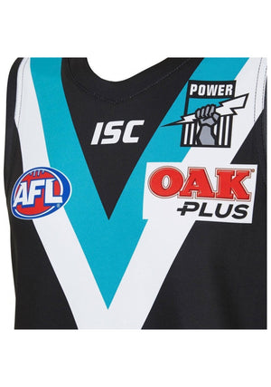 ISC MENS PORT ADELAIDE POWER 2018 HOME GUERNSEY <BR> PA18JSY01M