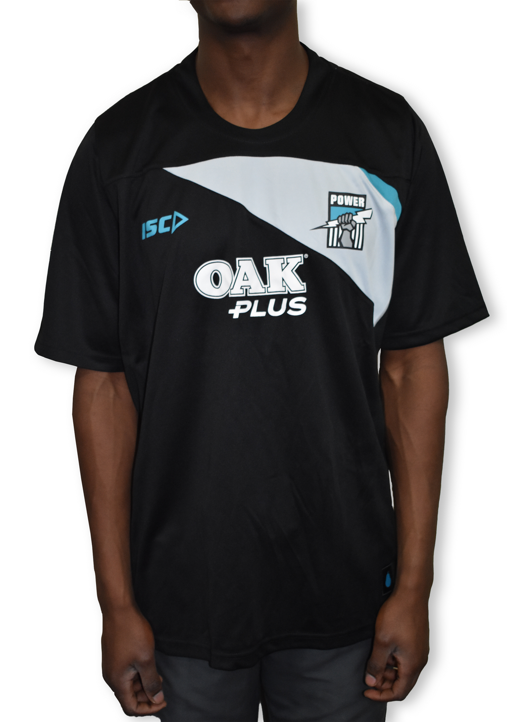 ISC PORT ADELAIDE POWER 2018 MENS TRAINING TEE <br> PA18TSH01M