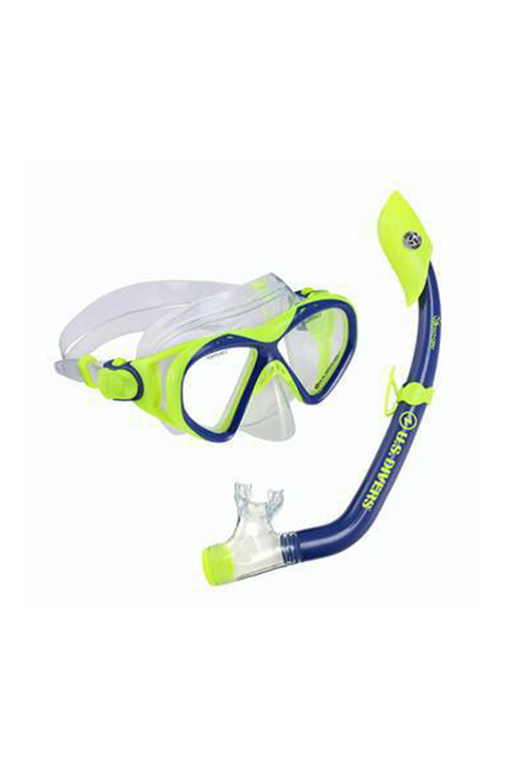 US DIVERS PLAYA JUNIOR MASK & SNORKEL COMBO (253702)