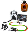 PTP RESISTANCE SYSTEM 7 UNIT PACK WITH FREE 1L WATER BOTTLE