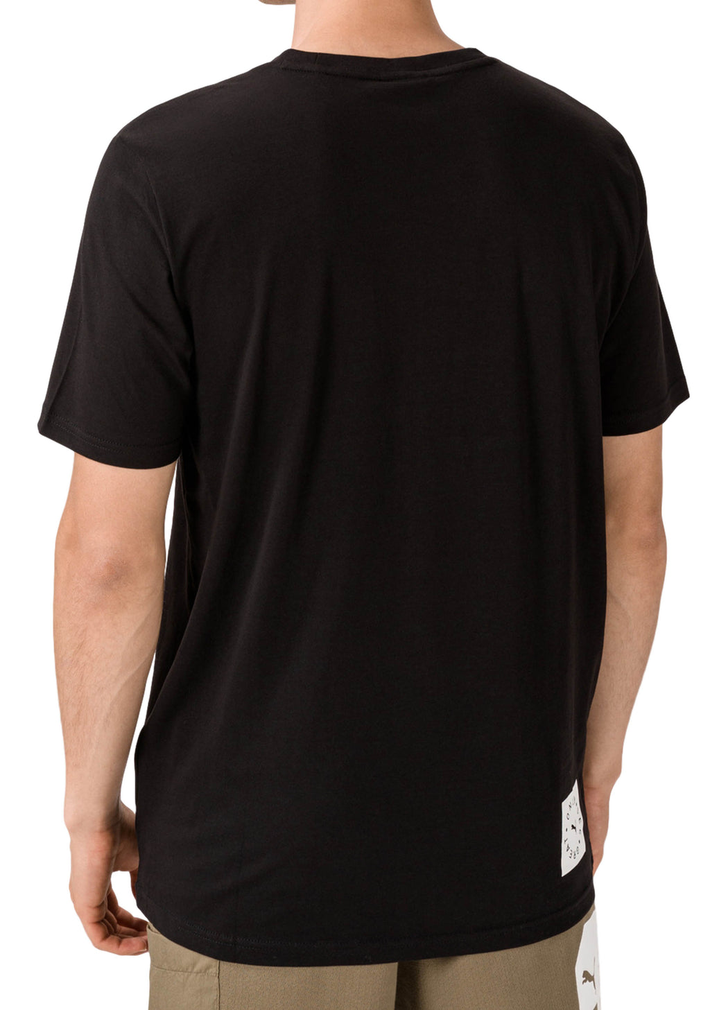 PUMA MENS OSG ONLY SEE GREAT TEE BLACK <BR> 59892901