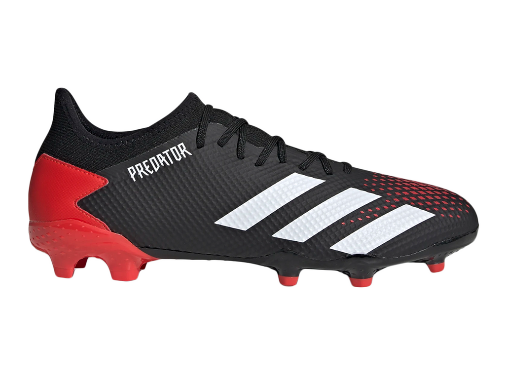 ADIDAS MENS PREDATOR 20.3 FIRM GROUND BOOTS <br> EE9556