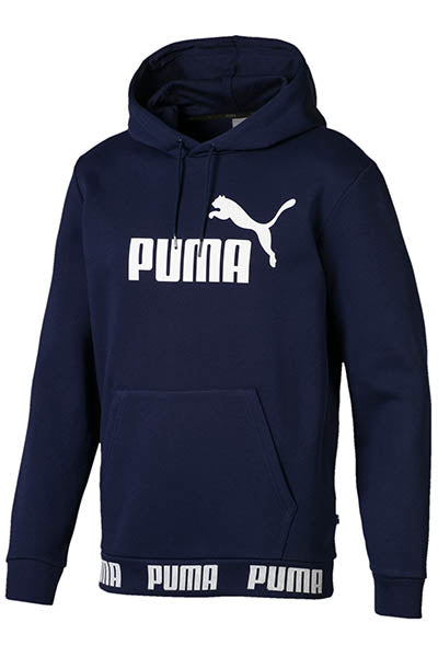 PUMA AMPLIFIED FLEECE HOODIE MENS <br> 85465806