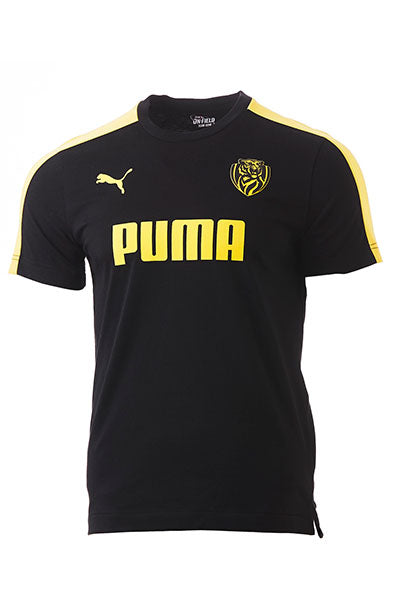 PUMA RICHMOND TIGERS FOOTBALL CLUB T7 TEE MENS <br> 703499 01