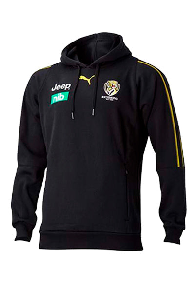 PUMA RICHMOND TIGERS FOOTBALL CLUB TEAM HOODIE WOMENS <br> 70379201