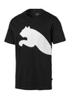 PUMA MENS BIG LOGO TEE <BR> 580561