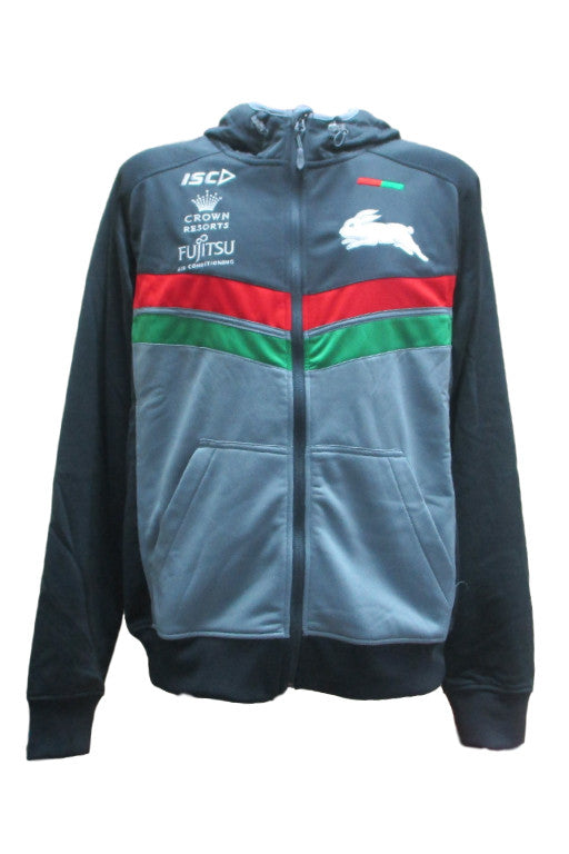 ISC SOUTH SYDNEY RABBITOHS TECH HOODIE MENS <br> 7SS5THD1A,- Jim Kidd Sports