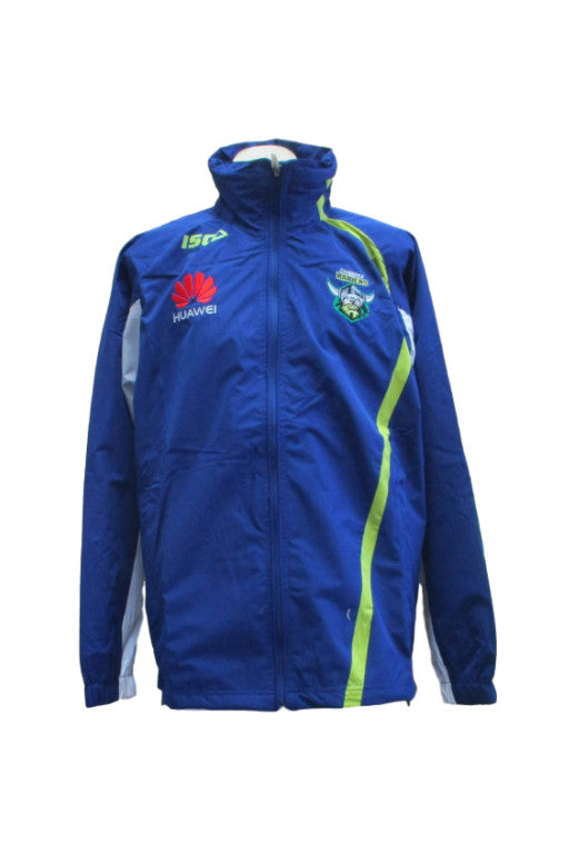 ISC CANBERRA RAIDERS WET WEATHER JACKET MENS <br> 7CR4WWJ1A,- Jim Kidd Sports