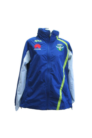ISC CANBERRA RAIDERS WET WEATHER JACKET WOMENS <br> 7CR4WWJ1L,- Jim Kidd Sports