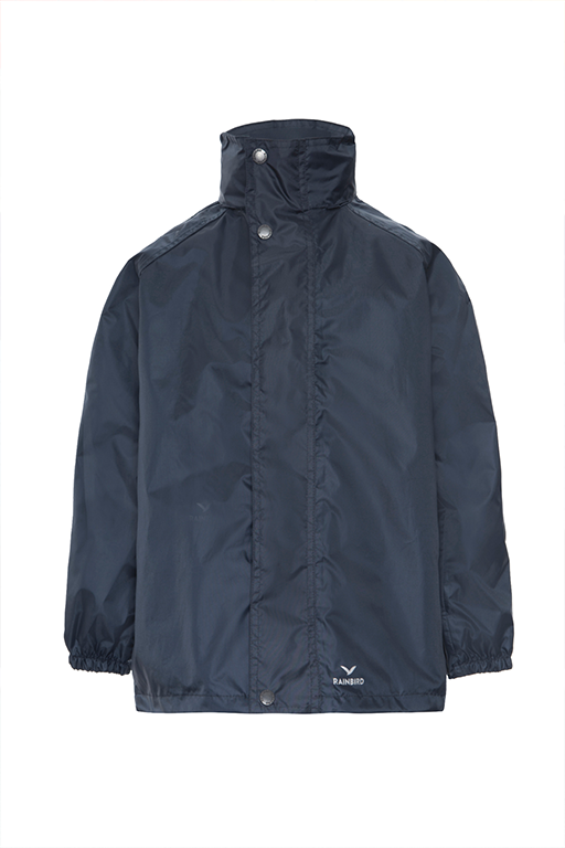 RAINBIRD JUNIOR STOWAWAY JACKET <br> K8004 NAVY