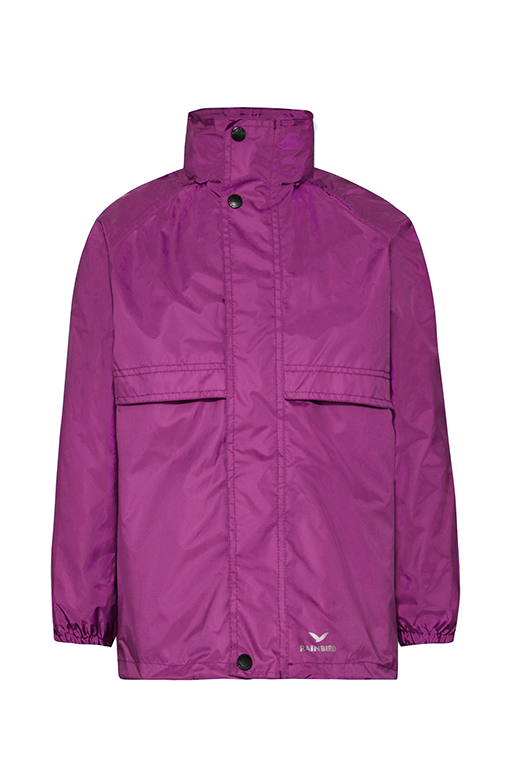 RAINBIRD JUNIOR STOWAWAY JACKET <br> K8004 ORCHID
