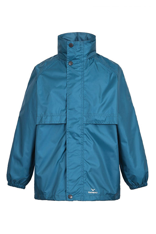 RAINBIRD JUNIOR STOWAWAY JACKET <br> K8004 PETROL