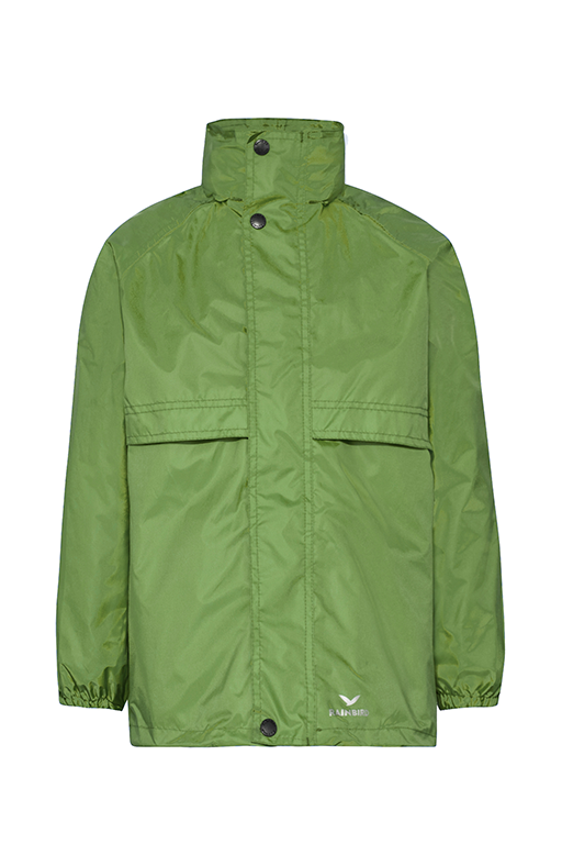 RAINBIRD JUNIOR STOWAWAY JACKET <br> K8004 TAHITIAN LIME
