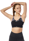 REEBOK WOMENS PUREMOVE BRA - SHATTERED ICE  <br> DY8074