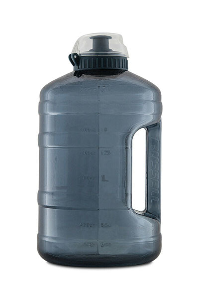 RUSSELL ATHLETIC 2 LITRE BOTTLE <br> AD005 BLK