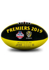SHERRIN RICHMOND TIGERS FOOTBALL CLUB 2019 PREMIERS PVC FOOTBALL (20CM)