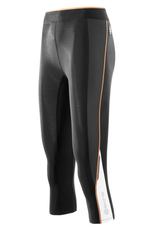 SKINS A200 WOMENS 3/4 TIGHTS <br> B61140008,- Jim Kidd Sports