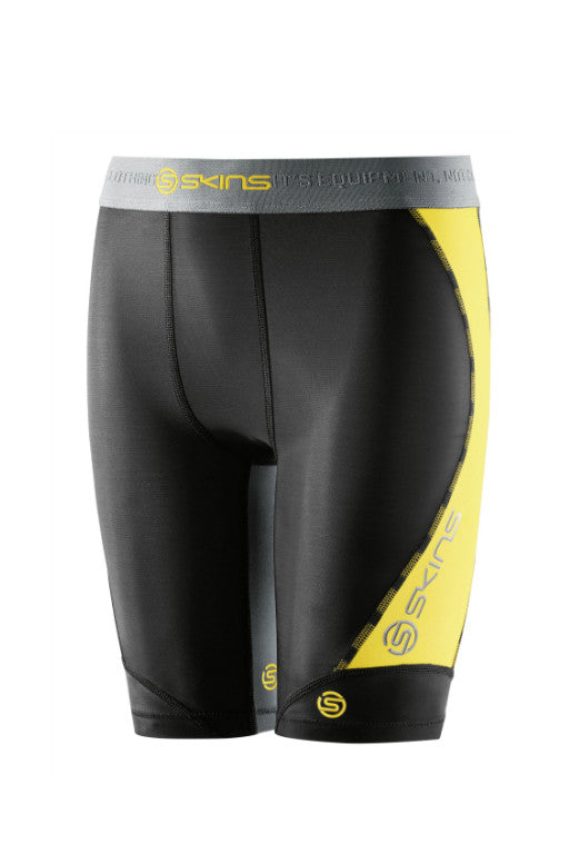 Kids Compression Shorts Skins Dnamic Half Tights