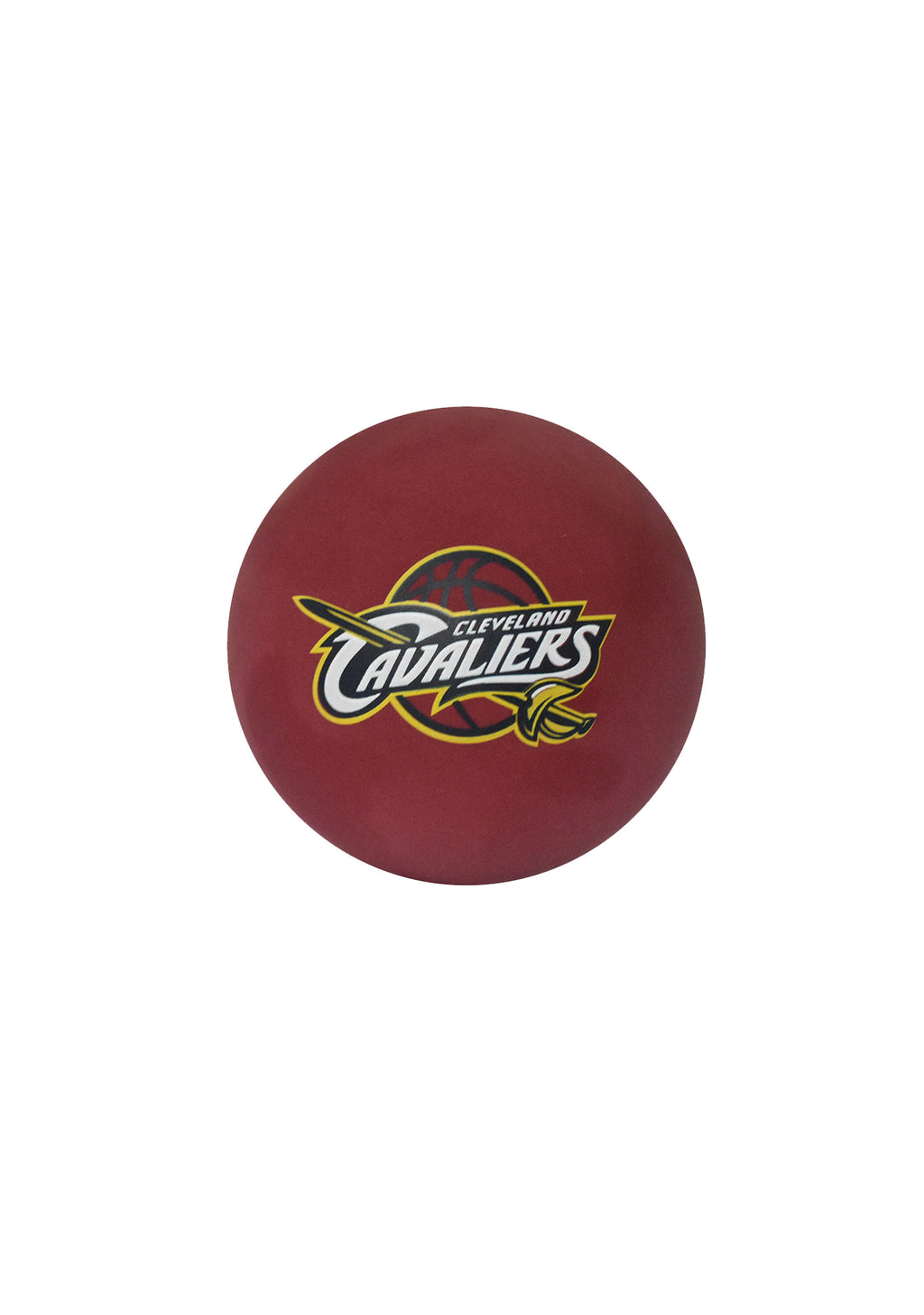 SPALDING JUMBO HIGH BOUNCE BALL - CLEVELAND CAVELIERS