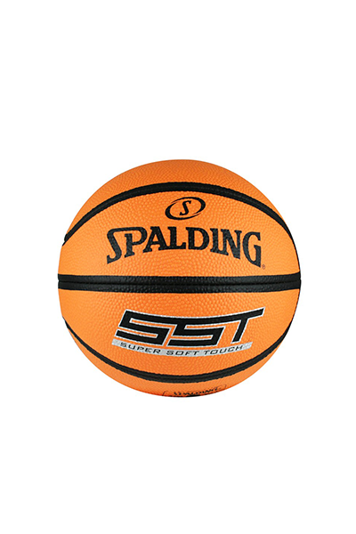SPALDING SUPER SOFT TOUCH BASKETBALL WITH 2 FREE SPALDING HIGH BOUNCE BALLS,- Jim Kidd Sports