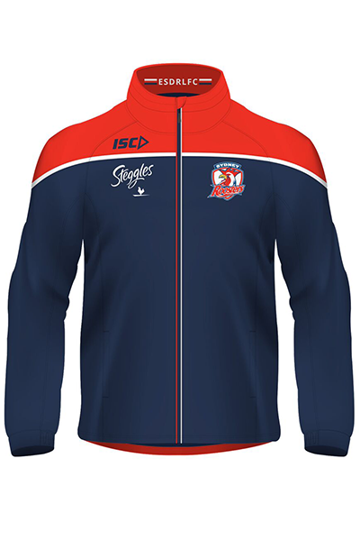 ISC SYDNEY ROOSTERS WET WEATHER JACKET WOMENS <br> 7SR5WWJ1L,- Jim Kidd Sports