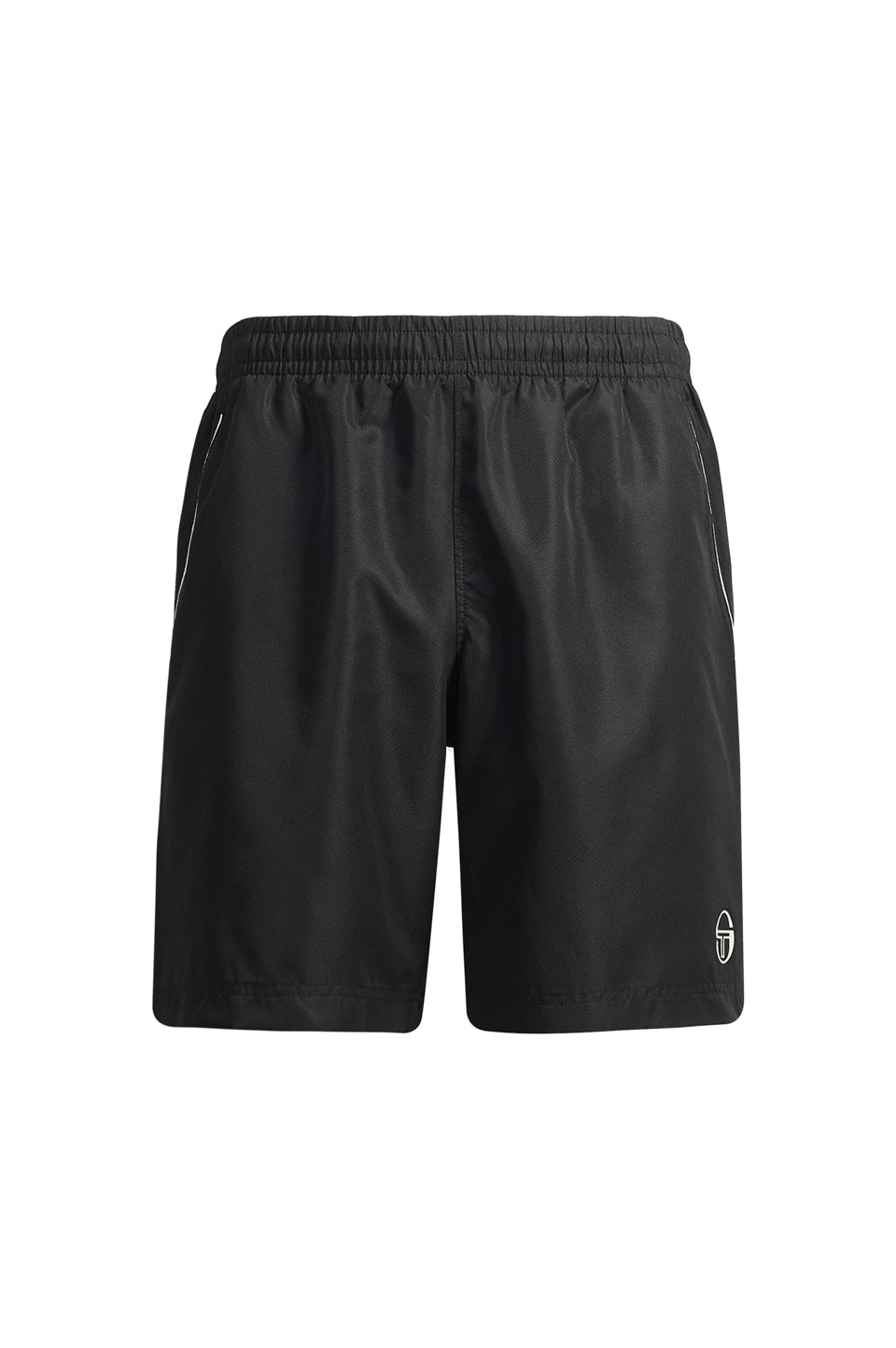SERGIO TACCHINI ROB SHORTS MENS BLACK <br> 37383 13