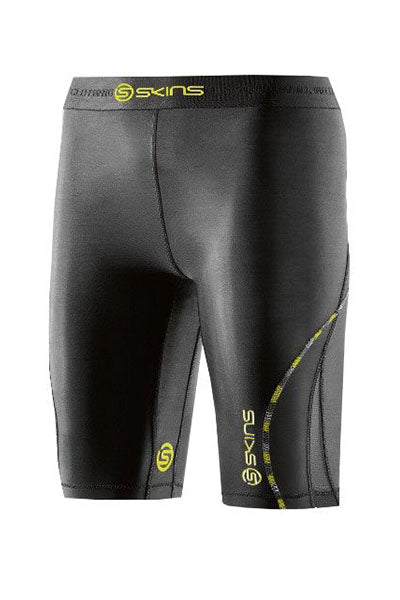 SKINS DNAMIC HALF TIGHT WOMENS <br> DA99060029001 BLK