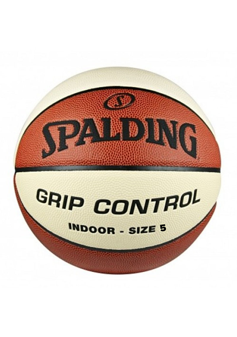 SPALDING GRIP CONTROL INDOOR BASKETBALL <BR> 5285