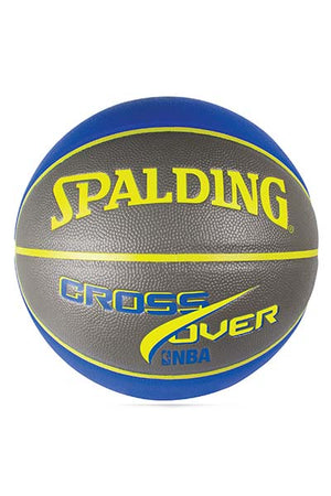 SPALDING CROSSOVER BASKETBALL INDOOR/OUTDOOR <br> 5013 B-G
