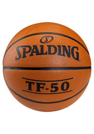 SPALDING TF 50 RUBBER BASKETBALL