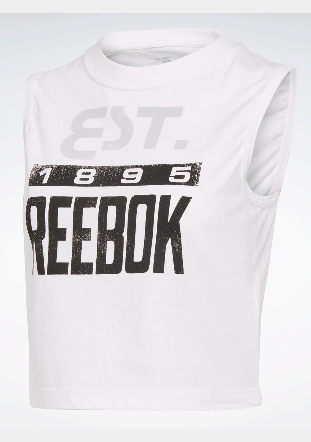 REEBOK WOMENS STUDIO HIGH INTENSITY GRAPHIC TANK <BR> FI6831