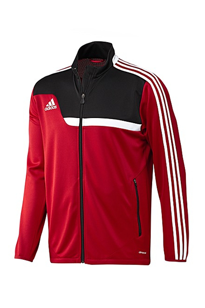 ADIDAS TIRO 13 TRAINING JACKET JUNIOR <br> Z06301,- Jim Kidd Sports