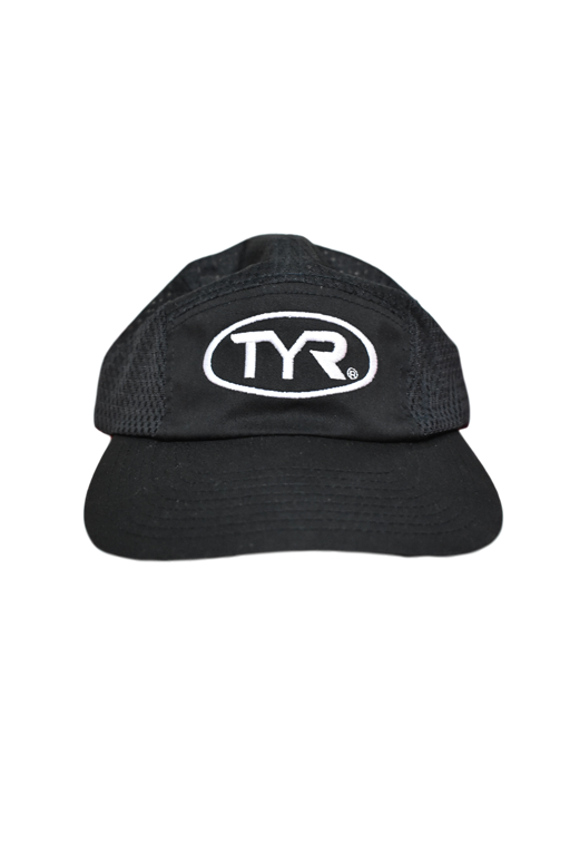 TYR MESH SPORT CAP BLACK <br> LTC 001,- Jim Kidd Sports