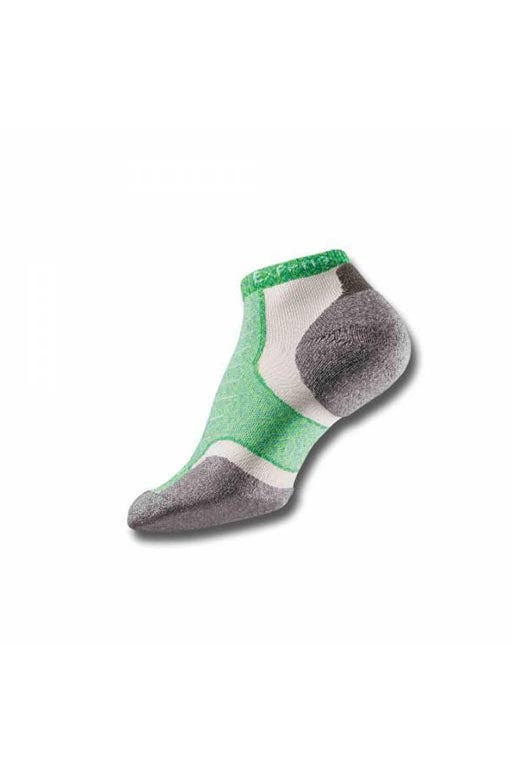 THORLO KIWI MICRO MINI SOCKS <br> KIWI