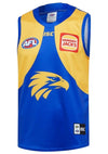 ISC MENS WEST COAST EAGLES 2020 HOME GUERNSEY <br> WC20JSY01M