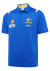 ISC WEST COAST EAGLES 2020 MENS MEDIA POLO <BR> WC20POL01M