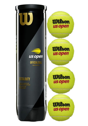 WILSON 4 BALL CAN US OPEN XD OFFICIAL