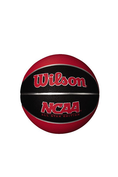 WILSON NCAA MINI BLACK & RED <br> 1978