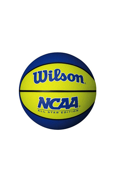 WILSON NCAA MINI BLUE & YELLOW <br> 785