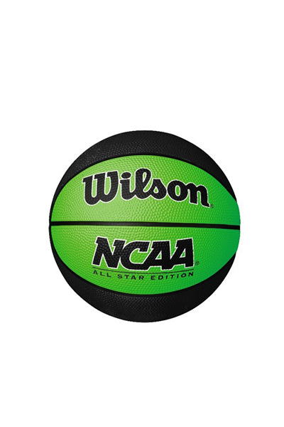 WILSON NCAA MINI BLACK & LIME <br> 362
